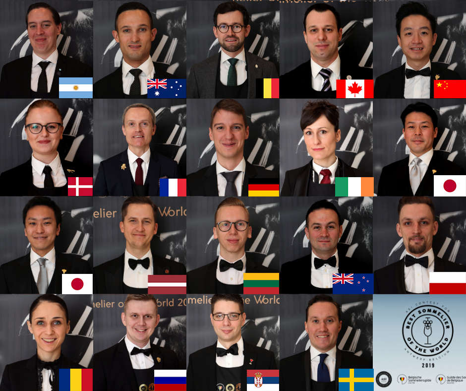 ASI World 2019 semi-finalists