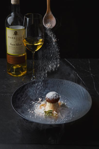 Vincents Wine+desserts2019 Vynas ir desertas 2019 Autumn treasures
